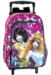 Trolley Enfant Princesses Zombie Gothique