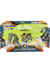 Submachine Disc Launcher Foam Master Blaster