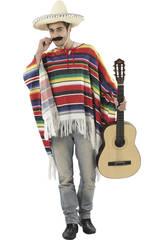 Disfraz Mejicano Hombre Talla XL