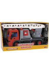 Camion de pompiers Super Power