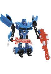 Verwandelbarer Roboter Knight Transmutation