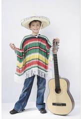 Déguisement de mexicain taille S