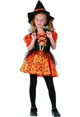 Kostüm Kinder L Hexe Presumida