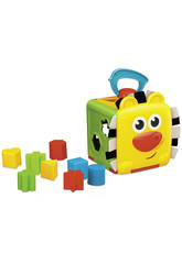 Cube Jungle avec Formes Emboitables