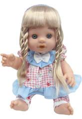 Bambola 35 cm con Accessori