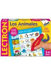 Lectron Lapiz los Animales Diset 63883