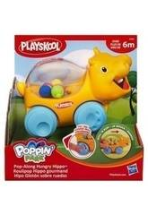 Playskool Arrastre Hipopótamo Hasbro A1034