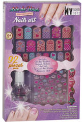 Set de Faux Ongles Gema