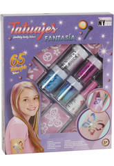 Set Tatoo Fantasia
