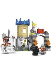 Mittelalterliche Burg 69 Blocks