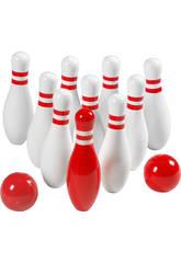 Jeux de Quilles en Bois Bowling