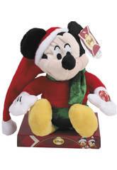 Mickey  Noël musical assis