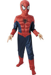 Costume Spiderman Ultimate Bimbo M