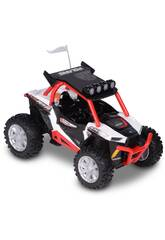 Off Road Rumbler Polaris RZR Rosso
