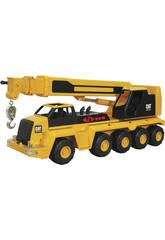 Masive Machine Wheel Crane LyS Motorized