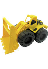 Construcction Crew Wheel Loader