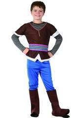 Disfraz Cazador Niño Talla XL