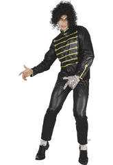 Kostüm Rockstar Handschuh Mann Größe XL