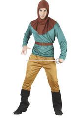 Déguisement Robin Hood homme taille XL