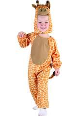 Disfarce Girafa Bebé Tamanho M