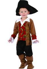 Déguisement Pirate Bébé Taille M