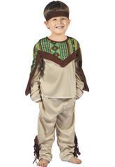 Disfraz Indio para Bebé Talla S
