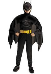 Disfraz Niño S Blackman Musculoso