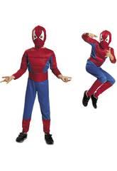 Costume Bimbo S Spiderman