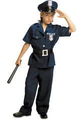 Disfraz Niño L Policía