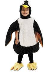 Disfraz Bebé L Pingüino Peluche
