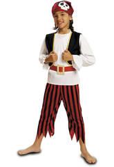 Disfraz Niño S Pirata Calavera