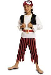 Disfraz Niño M Pirata Calavera