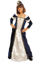 Disfraz Niña S Dama Medieval