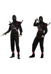 Disfraz Hombre S Ninja Killer