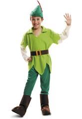 Déguisement Garçon M Peter Pan MOM 202055-M