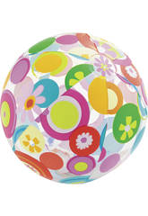 Ballon Gonflable Imprimés 61 cm Intex 59050NP