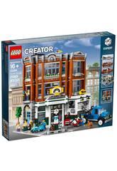 Lego Creator Garage Du Coin 10264