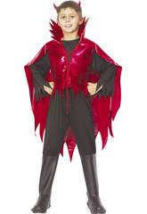 Disfraz Demonio Lujo Niño Talla XL