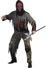 déguisement monstre squelette homme Taille XL