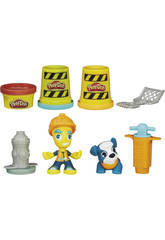 Figurines Avec Mascotte Town Play-Doh