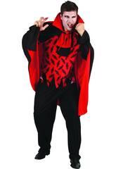 Disfraz Vampiro Malo hombre Talla XL