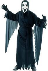 Kostüm Gespenstischer Bote Mann Größe L