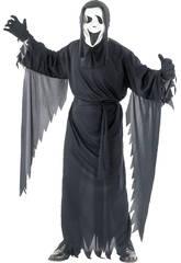 Kostüm Gespenstischer Bote Mann Größe XL