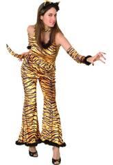 Déguisement Tigresse Sauvage FemmeTaille XL
