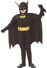 Disfraz Murciélago para Niño Talla M