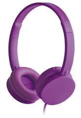 Energy Headphones Colors Grape Mic