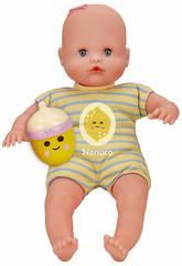 Boneca Meu Pequeno Nenuco Assorted 13x17x35cm Famosa 700012087