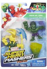 Marvel Super Hero Mashers set 2 figure
