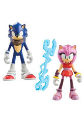 Sonic Figura articolata doble Pack