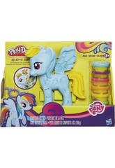 Hasbro - Play-Doh MLP Ultimate Rainbow Dash